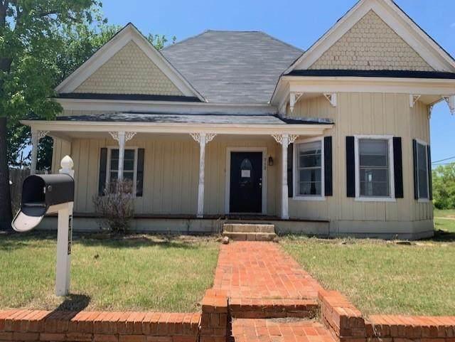 712 S Central Avenue, Hamlin, TX 79520 (MLS #14574784) :: Real Estate By Design