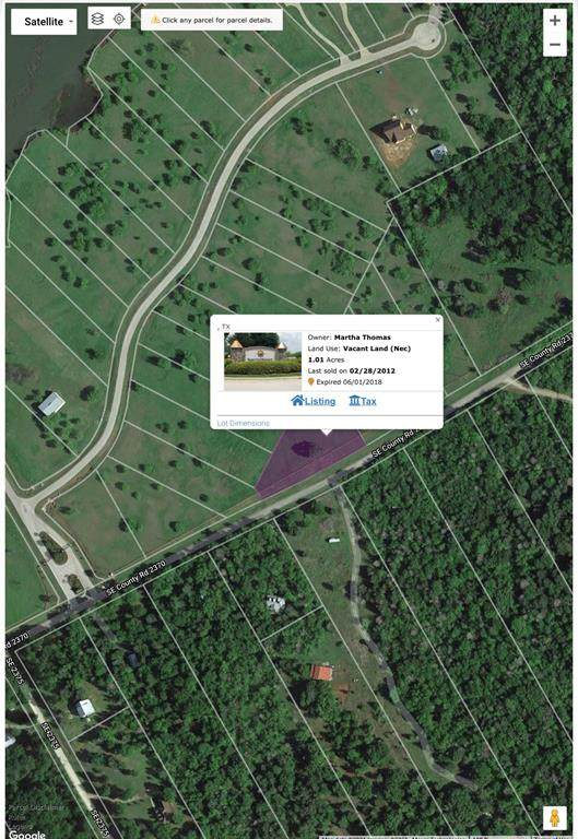 14641 SE County Road 2370, Streetman, TX 75859 (MLS #14575046) :: Real Estate By Design