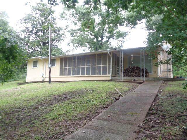 447 Cr 4845, Winnsboro, TX 75494 (MLS #14575193) :: The Mauelshagen Group