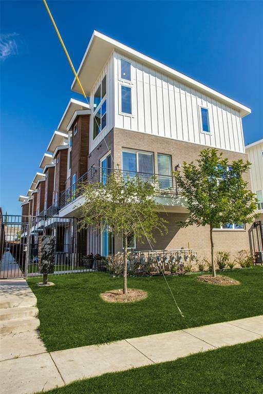 4626 Munger Avenue #201, Dallas, TX 75204 (MLS #14575211) :: Real Estate By Design
