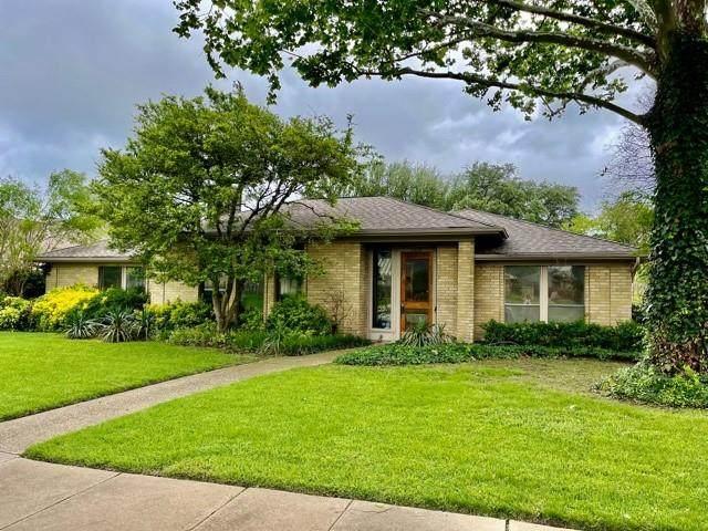 3508 Brees Street, Plano, TX 75075 (MLS #14575435) :: The Hornburg Real Estate Group
