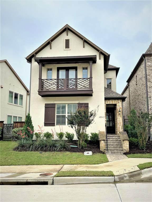 4842 Cloudcroft Lane, Irving, TX 75038 (MLS #14575802) :: 1st Choice Realty