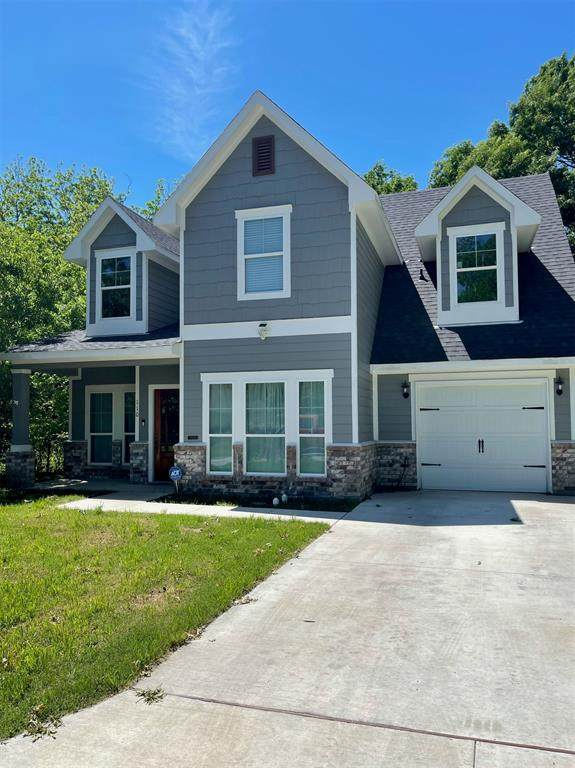 110 Mohawk Street, Waxahachie, TX 75165 (MLS #14576159) :: Rafter H Realty