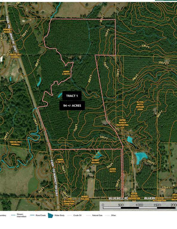 TBD Fm 2263 - Tract 1, Gilmer, TX 75644 (MLS #14576232) :: All Cities USA Realty