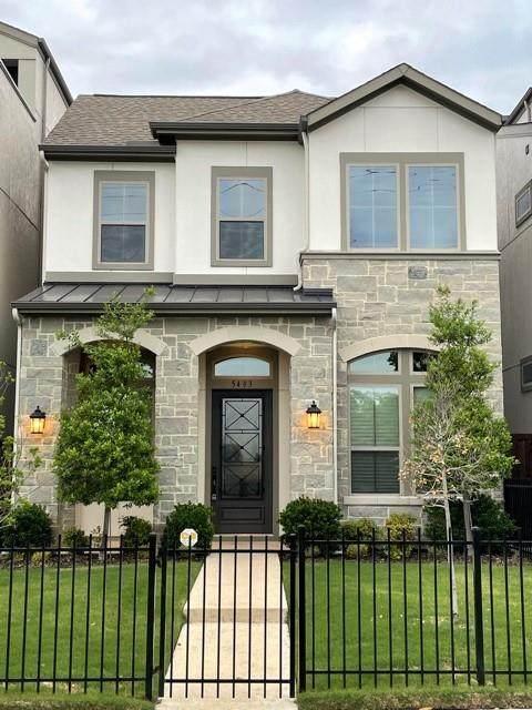 5483 Ashby Grove Street, Dallas, TX 75209 (MLS #14576292) :: The Hornburg Real Estate Group