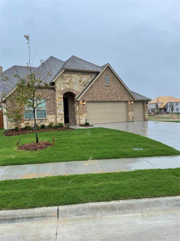226 Hedgewood Drive, Waxahachie, TX 75165 (MLS #14576764) :: Rafter H Realty
