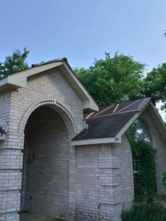 144 Mulberry Lane, Rockwall, TX 75032 (MLS #14576829) :: Premier Properties Group of Keller Williams Realty
