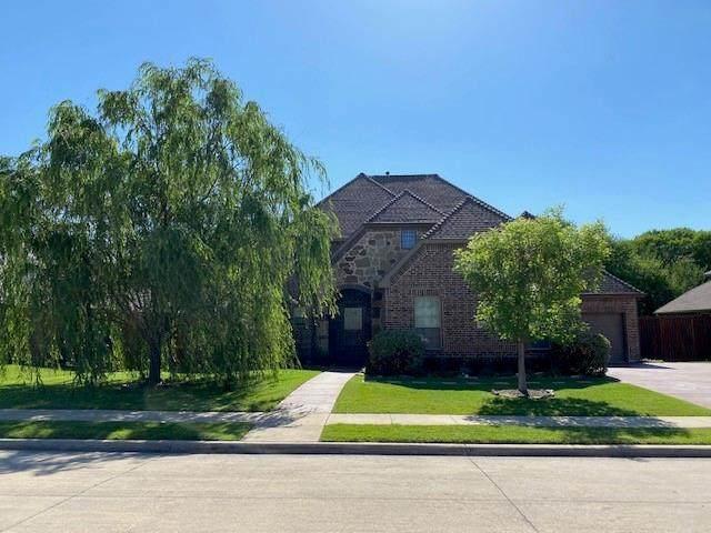 4021 Enclave Lane, Rowlett, TX 75089 (MLS #14577349) :: Premier Properties Group of Keller Williams Realty
