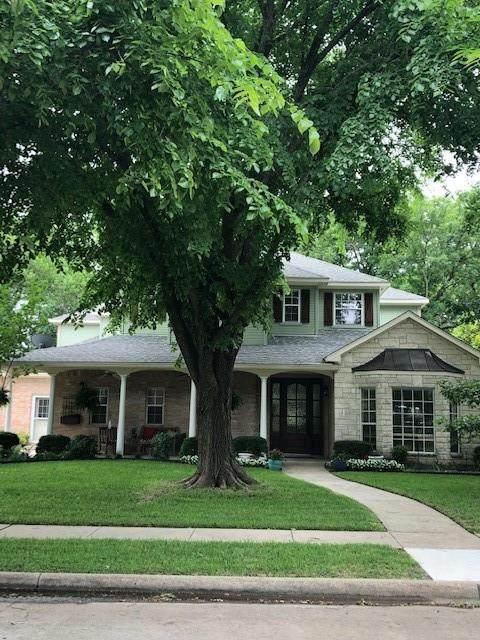 1608 Pickwick Lane, Richardson, TX 75082 (MLS #14577534) :: The Mitchell Group
