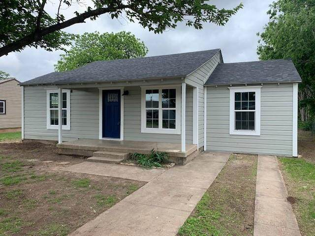 2310 Palm Street, Abilene, TX 79602 (MLS #14578496) :: Premier Properties Group of Keller Williams Realty