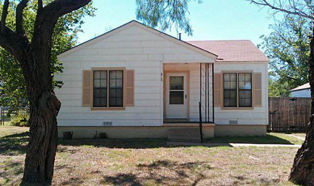 1710 Oak Street, Abilene, TX 79602 (MLS #14578659) :: The Chad Smith Team