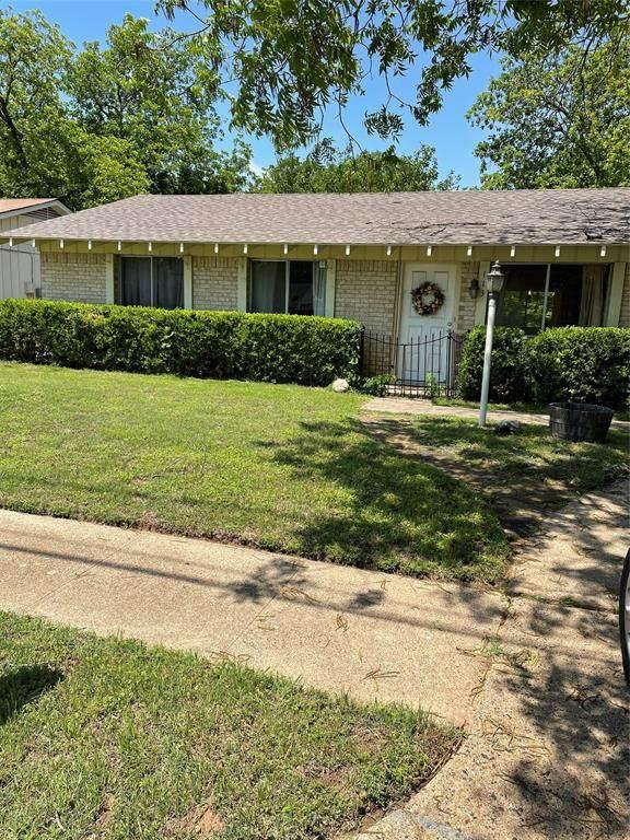 113 Bellaire Drive, Denton, TX 76209 (MLS #14578834) :: The Daniel Team