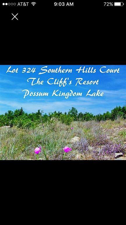 40 Southern Hills Court, Possum Kingdom Lake, TX 76449 (MLS #14578940) :: Robbins Real Estate Group