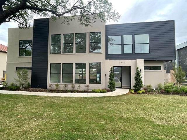 6441 Royalton Drive, Dallas, TX 75230 (MLS #14578967) :: Real Estate By Design