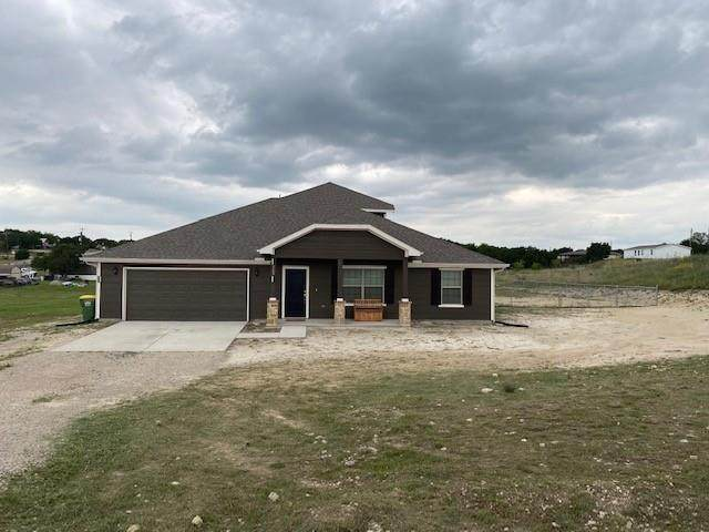 163 Brazos Valley Lane, Weatherford, TX 76087 (MLS #14578983) :: Premier Properties Group of Keller Williams Realty