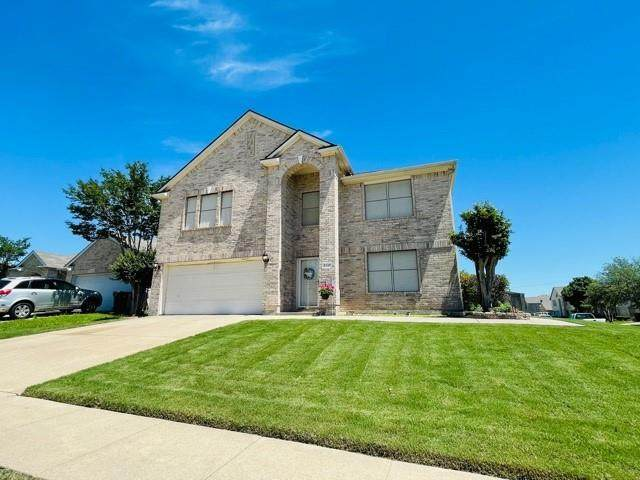 7117 Galveston Drive, Arlington, TX 76002 (MLS #14579631) :: Rafter H Realty