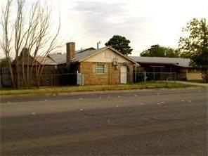 2126 Ambler Avenue, Abilene, TX 79603 (MLS #14580882) :: Real Estate By Design
