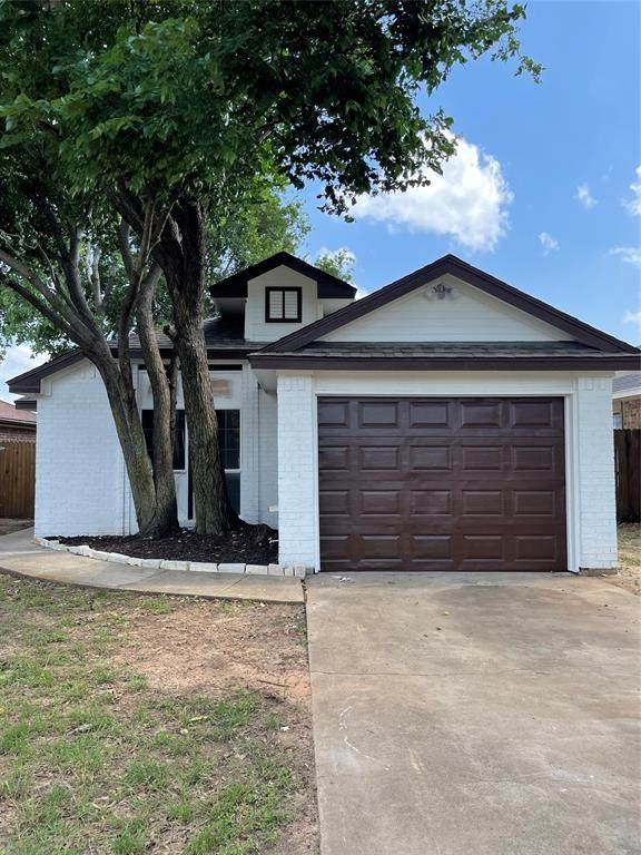 1857 Woodhall Way, Fort Worth, TX 76134 (MLS #14583404) :: Real Estate By Design
