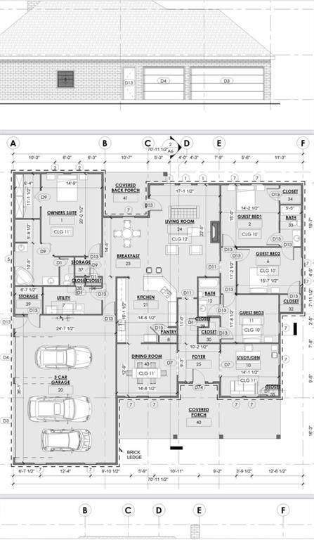 1515 Malone Drive, Royse City, TX 75189 (MLS #14583616) :: Lisa Birdsong Group | Compass