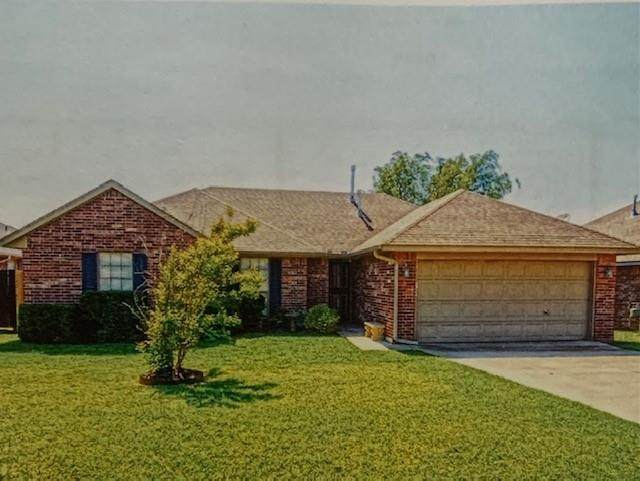 414 Colony Street, Eastland, TX 76448 (MLS #14584216) :: Real Estate By Design
