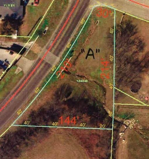 TBD 5th & Wayne Street, Sanger, TX 76266 (MLS #14584278) :: Real Estate By Design