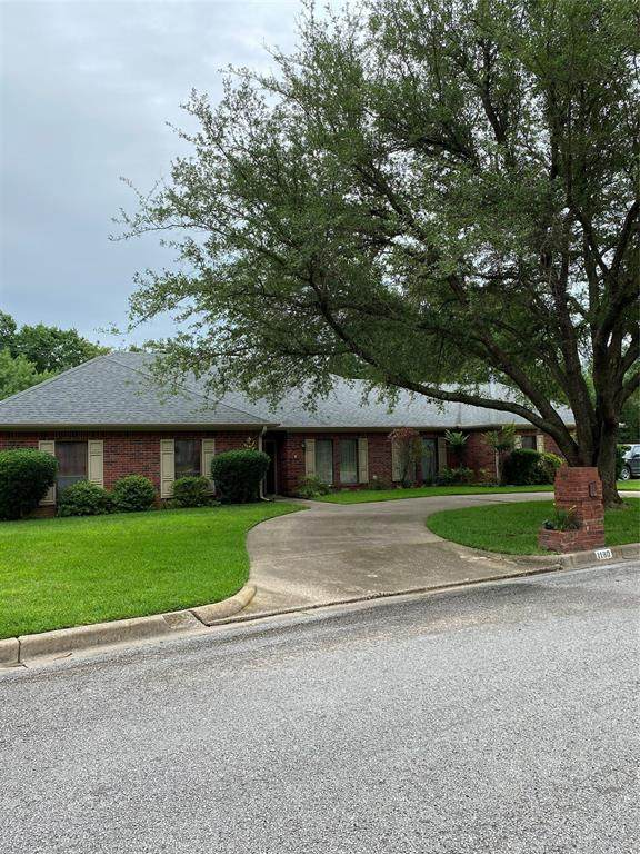 1180 Oval Drive, Athens, TX 75751 (MLS #14584386) :: Real Estate By Design