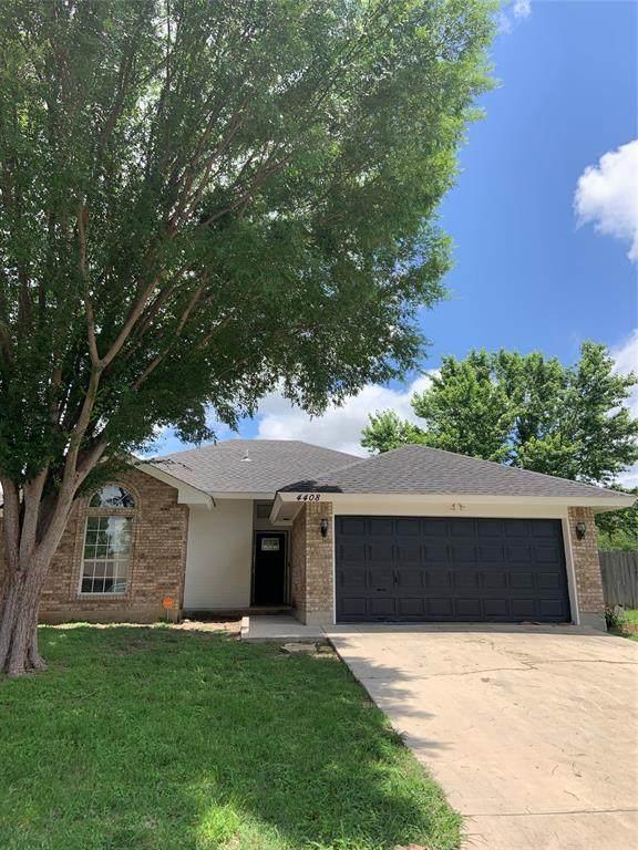 4408 Brookdale Drive, Brownwood, TX 76801 (MLS #14584868) :: The Good Home Team