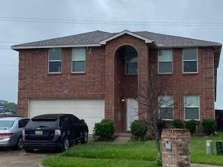 3117 Nandina Street, Mckinney, TX 75071 (MLS #14585036) :: EXIT Realty Elite