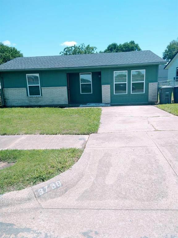 3730 Soft Wind Drive, Dallas, TX 75241 (MLS #14586753) :: Real Estate By Design
