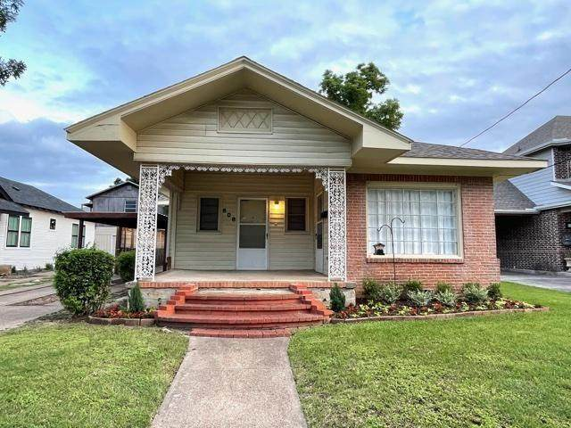 608 W 8th, Dallas, TX 75208 (MLS #14586839) :: All Cities USA Realty