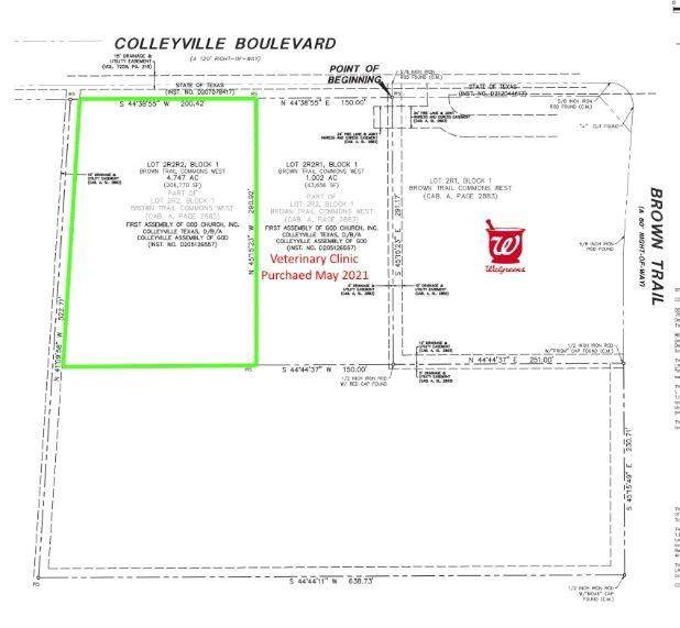4401 NE Colleyville Boulevard, Colleyville, TX 76034 (MLS #14587475) :: Front Real Estate Co.