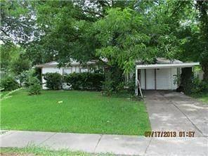 2606 Military Parkway, Mesquite, TX 75149 (MLS #14588249) :: Craig Properties Group