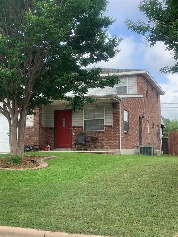 4422 Westridge Drive, Brownwood, TX 76801 (MLS #14588265) :: Team Tiller