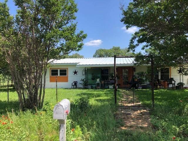 4220 Cr 232, San Saba, TX 76877 (MLS #14588283) :: Real Estate By Design