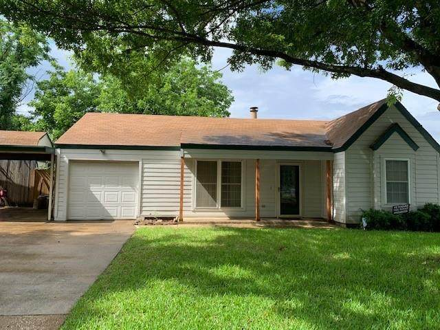 4003 Celtic Drive, Arlington, TX 76017 (MLS #14588796) :: Real Estate By Design
