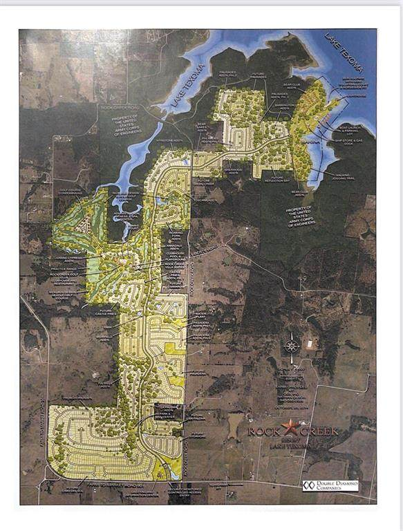 240 Castle Pines Circle, Gordonville, TX 76245 (MLS #14589208) :: Trinity Premier Properties