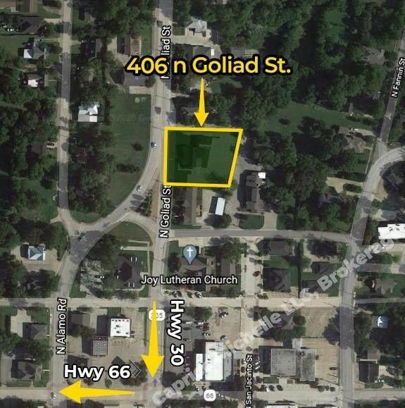406 Goliad Street - Photo 1