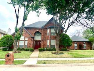 2213 Lakeway Terrace, Flower Mound, TX 75028 (MLS #14590628) :: DFW Select Realty