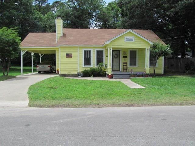 905 Sherrill Street, Winnsboro, TX 75494 (MLS #14591521) :: Real Estate By Design