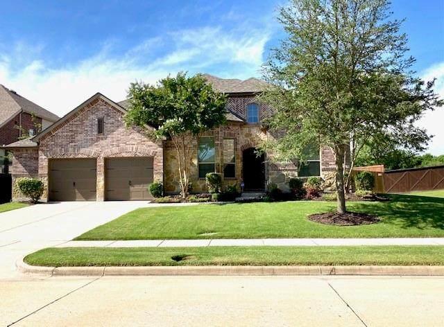 5109 Golden Eagle Drive, Mckinney, TX 75071 (MLS #14592110) :: Robbins Real Estate Group