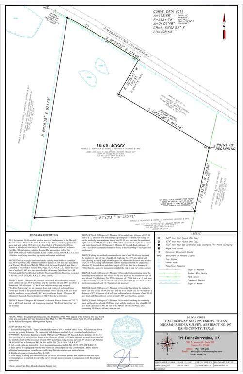 TBD 10 Acres Fm Hwy 2795 - Photo 1