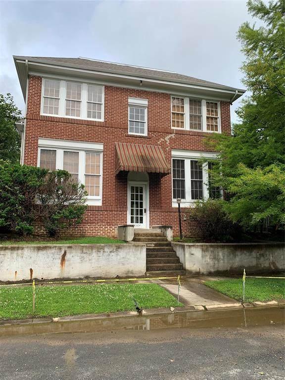 2304 Creswell Avenue 1-4, Shreveport, LA 71104 (MLS #14593336) :: Craig Properties Group