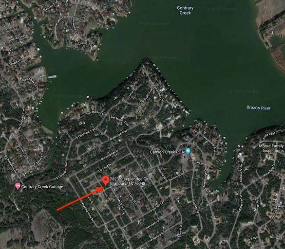 2823 Steepleridge Circle, Granbury, TX 76048 (MLS #14594022) :: VIVO Realty