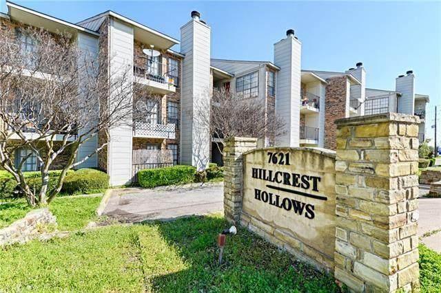 7621 Mccallum #302, Dallas, TX 75252 (MLS #14595213) :: Real Estate By Design