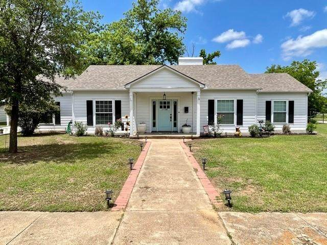 102 Clay Street, Gordon, TX 76453 (MLS #14595559) :: Real Estate By Design