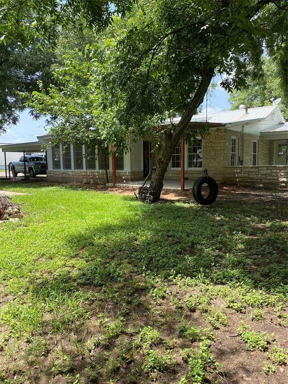 400 E Jefferson Avenue, Whitney, TX 76692 (MLS #14595627) :: 1st Choice Realty