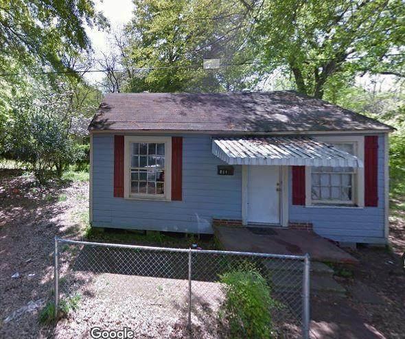 411 W 64th Street, Shreveport, LA 71106 (MLS #14596141) :: The Property Guys