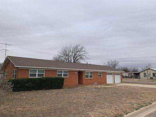 707 N St Paul, Stanton, TX 79782 (MLS #14596195) :: The Mitchell Group