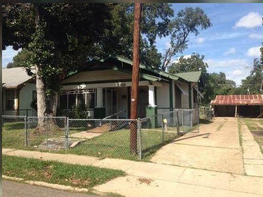 2510 Stonewall Street, Shreveport, LA 71103 (MLS #14596602) :: The Property Guys