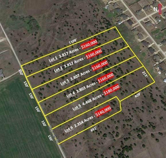LOT 6 Robnett Road, Waxahachie, TX 75165 (MLS #14597196) :: Team Tiller